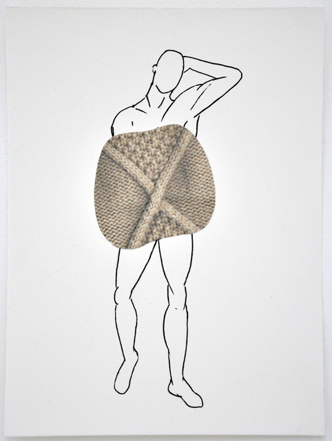, 'Savvy (Cable Knit),' 2013, Marian Cramer Projects