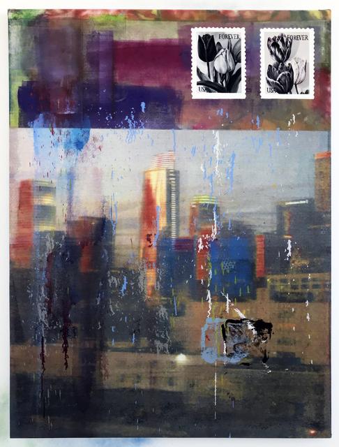 Parker Ito, '#8 (Miami)', 2017, Team Gallery