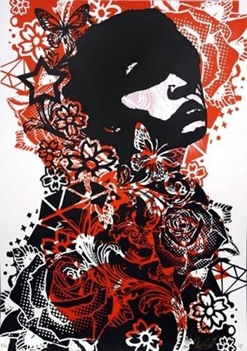 Copyright, 'Fallen Star', 2012, Print, Screenprint, artrepublic