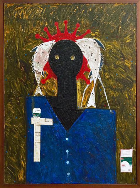 , 'Sisiku's Privilege Heritage,' 2017, Sulger Buel Gallery