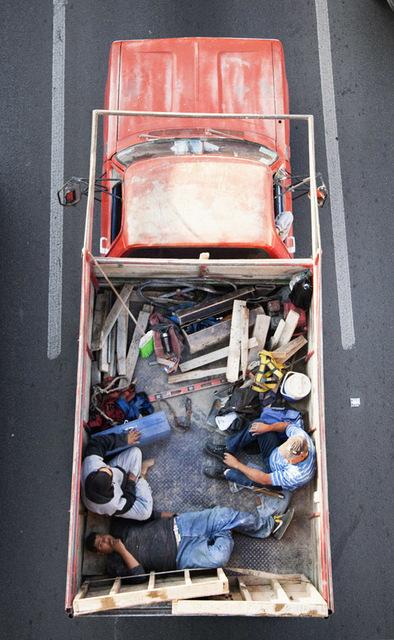 Alejandro Cartagena, 'Carpooler #47', 2011, Circuit Gallery