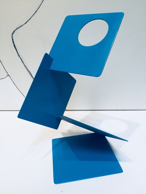 , 'Blue Squares,' , THE WHITE ROOM GALLERY