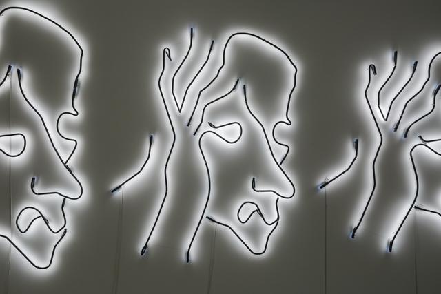 , 'Peep Show ( mirón) 2,' 2019, Galeria Solo / Eva Albarran & Christian Bourdais