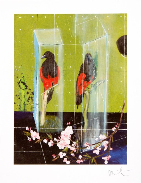 , 'Two Parrots (small),' 2012, Other Criteria