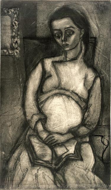 , 'Pregnancy,' 1938, Resource Art