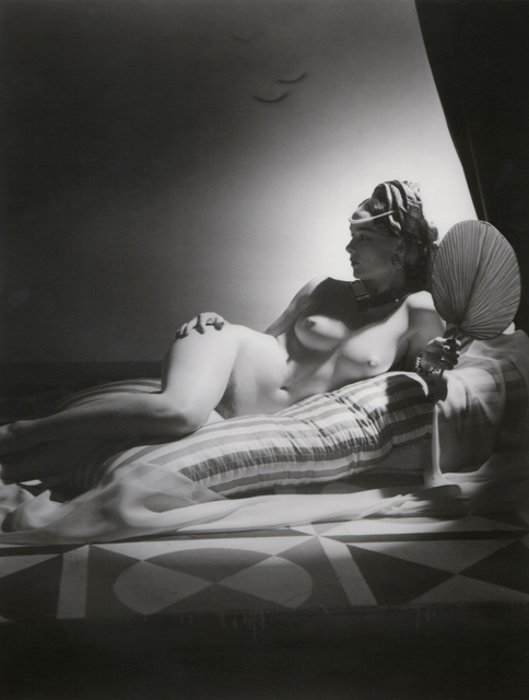 , 'Odalisque I,' 1946, Holden Luntz Gallery