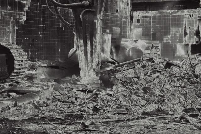 , 'Demolições em PB #1,' 2014, Galeria Rabieh