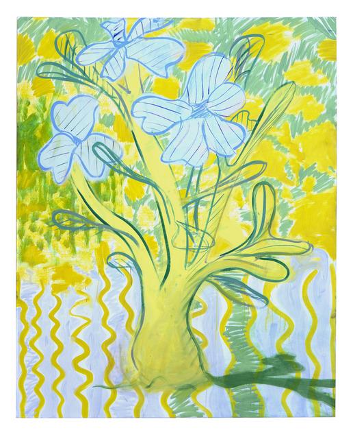 , 'Desert Flower,' 2013, ROBERTO PARADISE