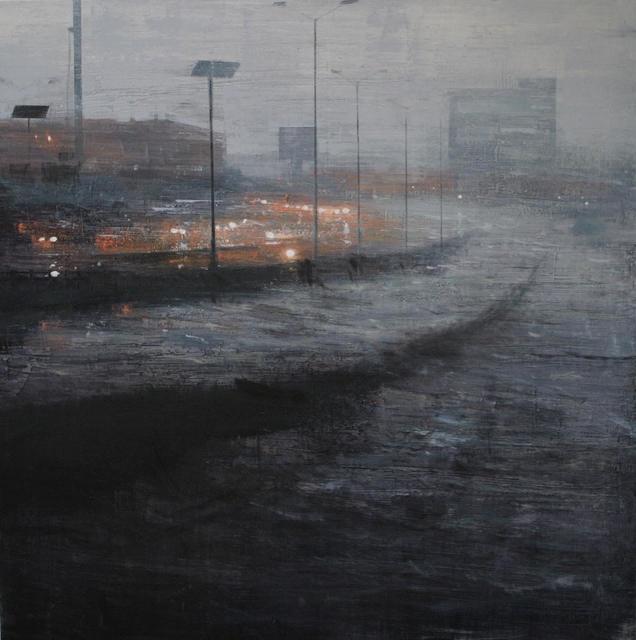 , 'Inundación,' 2017, Sala Parés