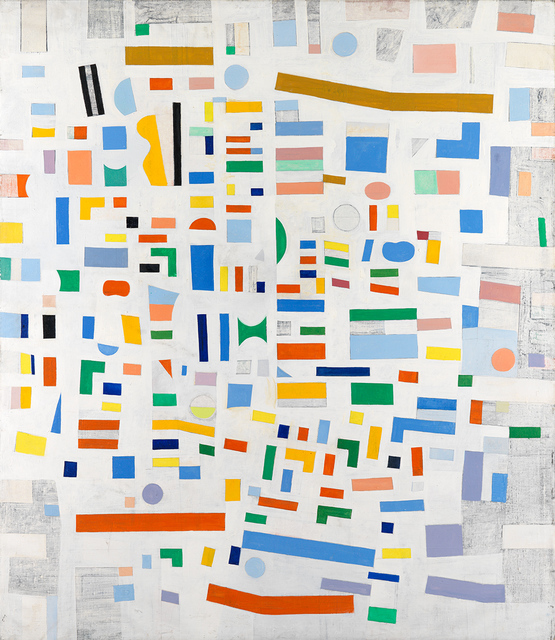 , 'Abstract Composition 1967/13/August,' 1967, Whitford Fine Art