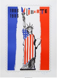 Roger Bezombes, 'Liberte,' 1986, Heritage Auctions: Valentine's Day Prints & Multiples