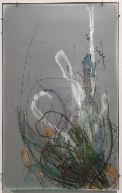 , 'Passing Moments: sketch 4 ,' 2016, Massey Lyuben Gallery
