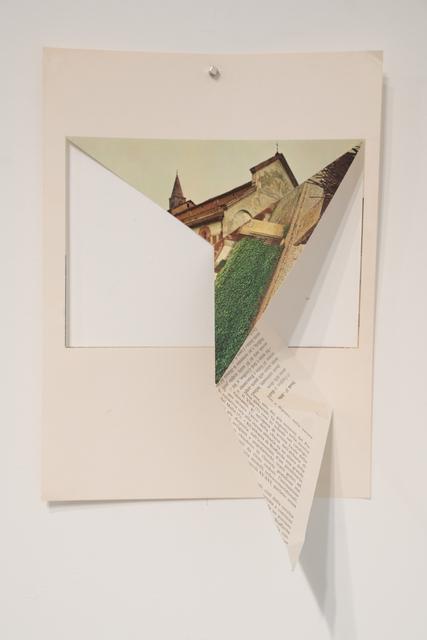 , 'Untitled,' 2017, Gachi Prieto