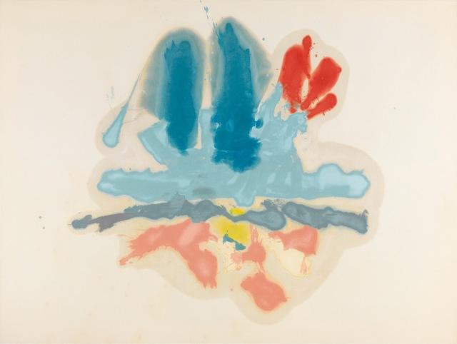 Helen Frankenthaler, 'Hommage à M.L.', 1962, Gagosian