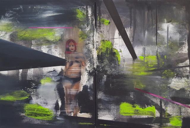 , 'Das Mädchen in Grün,' 2018, 2CforArt