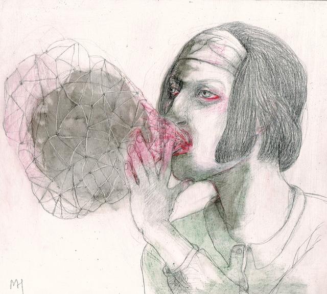 , 'DW 56 - 11/7,' 2016, Jessica Carlisle