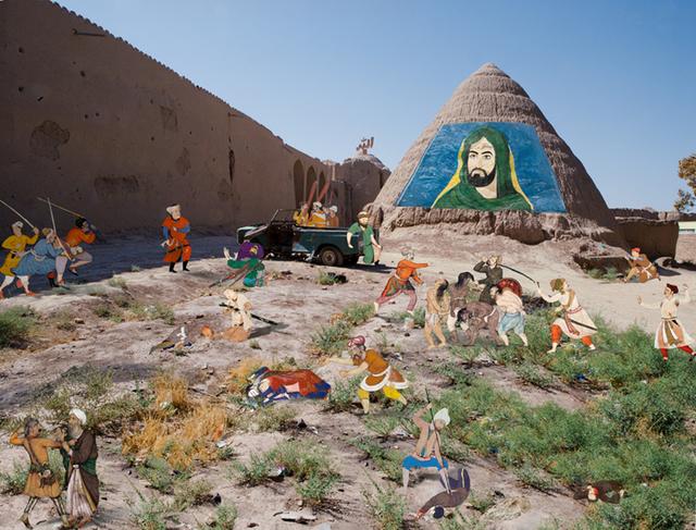 Soody Sharifi, 'The Siege', 2012, Deborah Colton Gallery