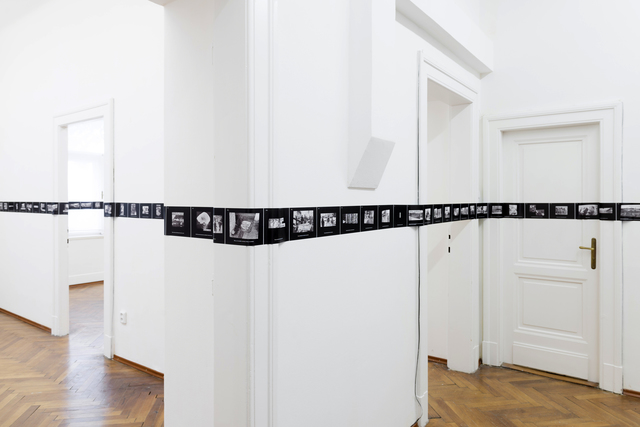 , 'Contingent Propositions,' 2015, Gandy Gallery
