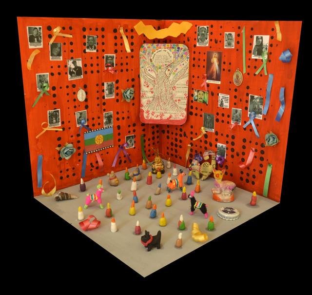 , 'Memoria Fabricada - Animita,' 2019, Isabel Croxatto Galería