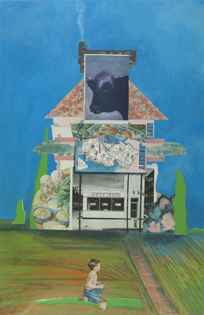 , 'New Jersey Architecture,' , Childs Gallery