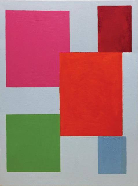 Thornton Willis, 'chirality', 2018, Painting, Acrylic on canvas, Elizabeth Harris Gallery