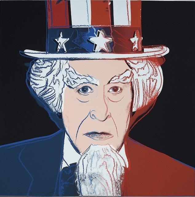 Andy Warhol, 'Uncle Sam', 1981, David Benrimon Fine Art