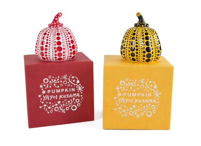Yayoi Kusama, 'Pumpkins', Julien's Auctions