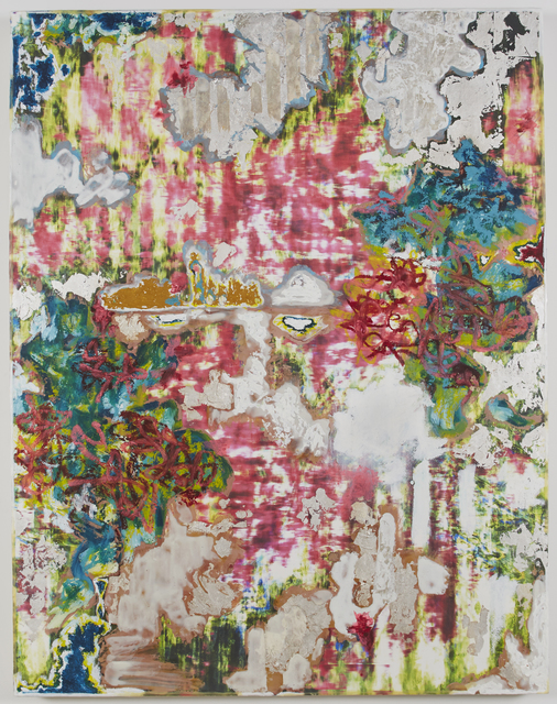 , 'Phosphenes - Lights in the garden,' 2015, Garis & Hahn