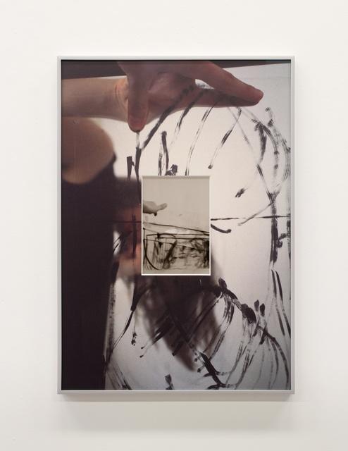 , 'Spidery ruff, glass bundling,' 2015, Simone Subal