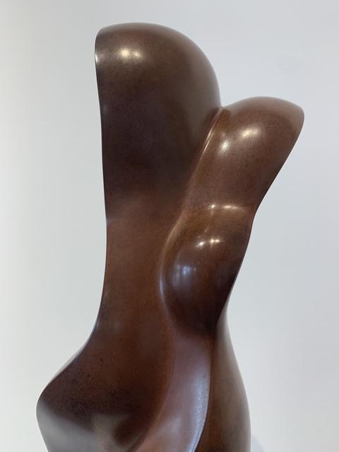 Jim Ritchie, 'Torso II', 20th Century, Sculpture, Patinated Bronze, Adelson Galleries