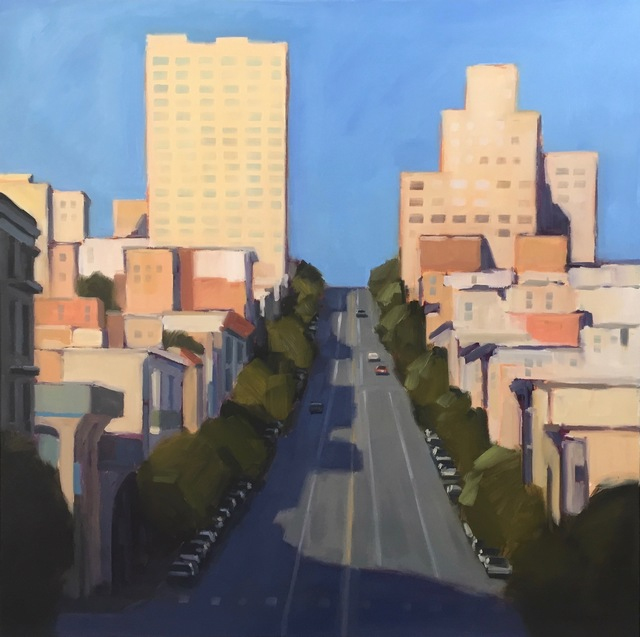 , 'Shadows on California,' 2018, STUDIO Gallery