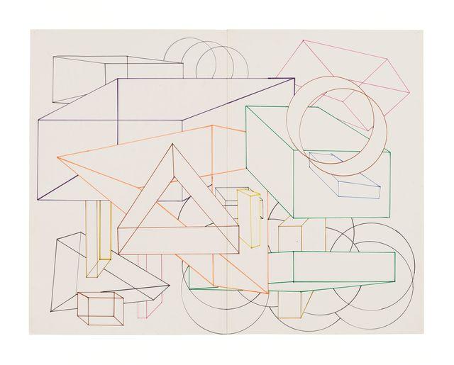 , 'A25,' 1972-1973, Van Doren Waxter/Eleven Rivington