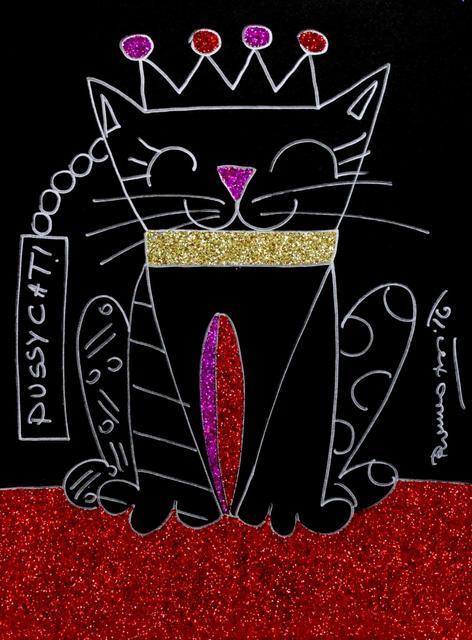 , 'PUSSY CAT,' , Gallery Banditrazos