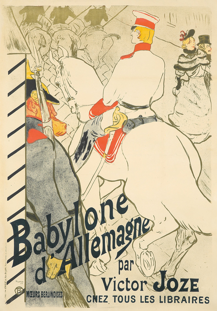 , 'Babylone d'Allemagne,' 1894, Rennert's Gallery