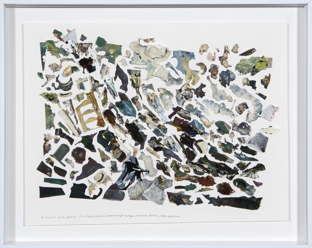 , 'Last dance at Le Moulin de la Galette (Plate 16.6),' 2018, Sulger Buel Gallery