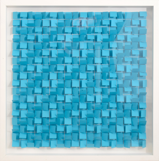 , 'Blue Chips,' 2016, The Lionheart Gallery