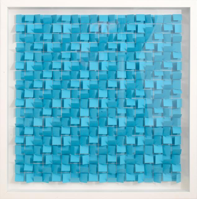 , 'Blue Chips,' 2016, Paraphé