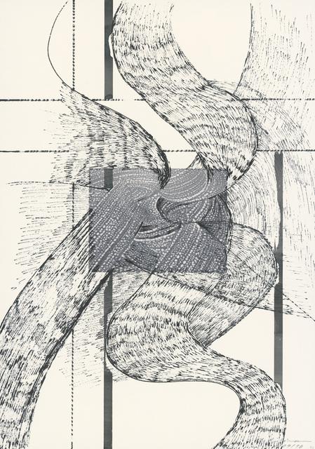 , 'Zeichenherd 13,' 2009, Mai 36 Galerie