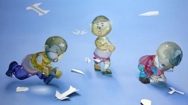 Zhang Jinxi, 'Paper Plane', 2000-2010, Illuminati Fine Art