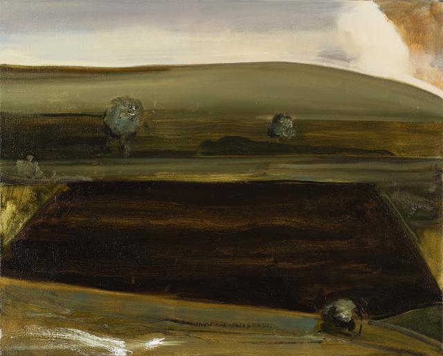 , 'The Dark Field ,' 2018, Charlie Smith London