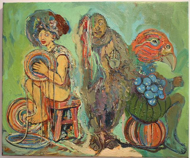 , 'Untitled,' 2012, Tufenkian Fine Arts