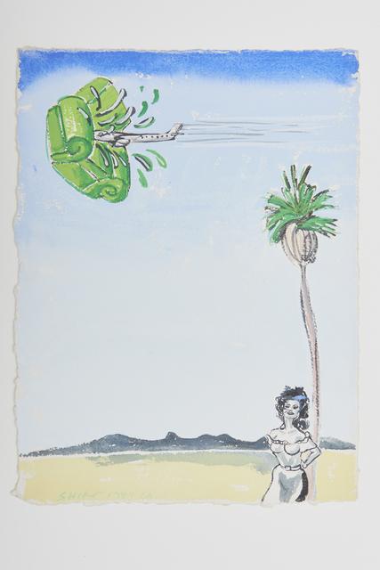 , 'Sofa: Air-Pen,' 1989, Kayne Griffin Corcoran
