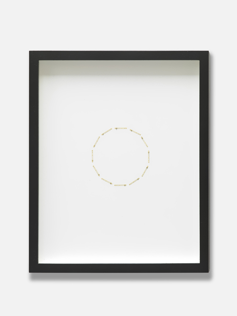 , 'In Circles (12h),' 2017, Whitechapel Gallery