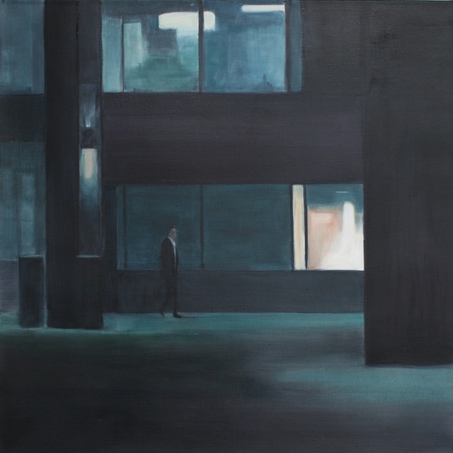 , 'City Night 3,' 2018, Jill George Gallery