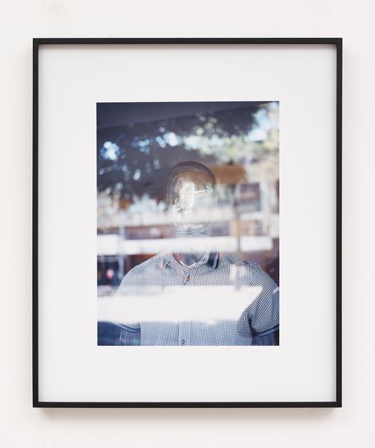 , 'Cartographies (clear),' 2017, Galerie Greta Meert