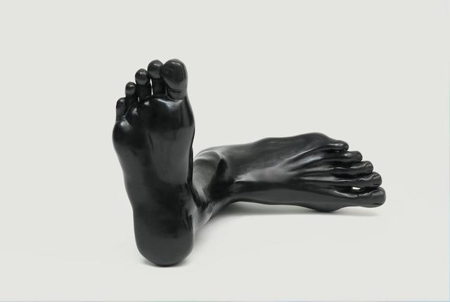 , 'Duality Feet,' 2016, Templon