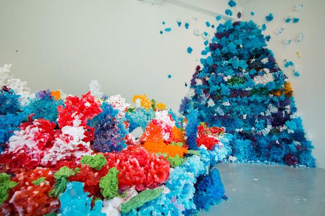 , 'Underwater Labyrinth,' 2011, Singapore Art Museum (SAM)