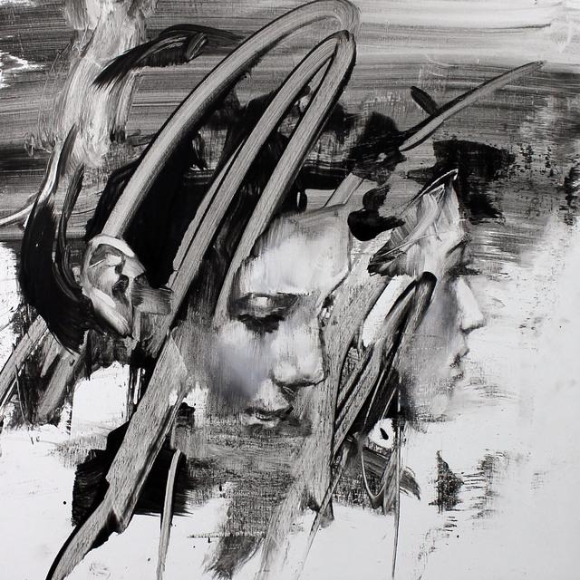 , 'Figurative Study 2,' 2016, Lawrence Alkin Gallery