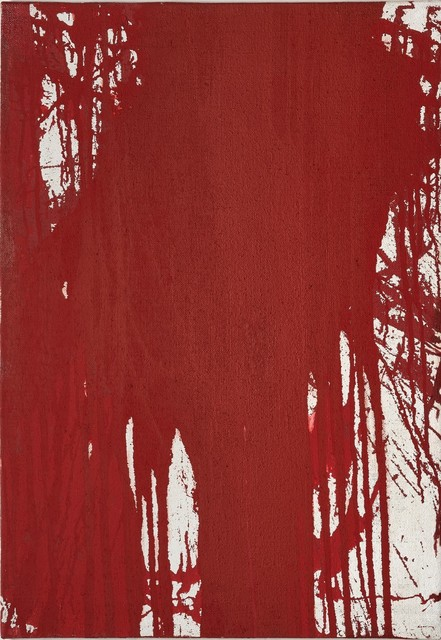 Hermann Nitsch, 'Untitled', Painting, Oil on canvas, Finarte