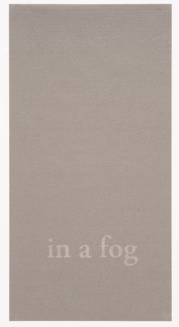, 'Likenesses (in a fog),' 2010, PDX CONTEMPORARY ART